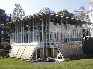 UNGER ingenieure Darmstadt Hauptniederlassung