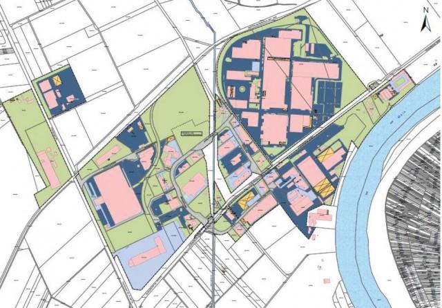 Generalentwässerungsplan Aschaffenburg - UNGER ingenieure