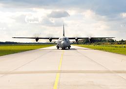 Entwaesserung Ramstein Airbase UNGER ing