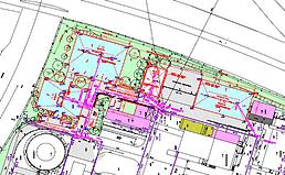 Industrieplanung Chemiebranche