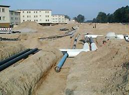 Infrastrukturentwicklung Gateway Gardens